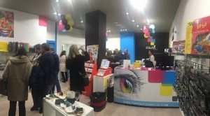 Color Plus Inaugura en Bilbao
